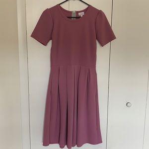 Mauve Pink Dress 💗